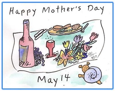 Happy Mother's Day - May 14